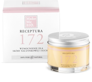 Make Me BIO Receptura 172 Strengthening Cream for Dry Skin Prone to Redness