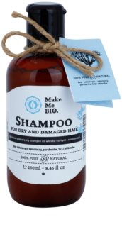 Make Me BIO Hair Care Shampoo for Dry and Damaged Hair