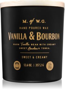 Makers of Wax Goods Vanilla & Bourbon scented candle