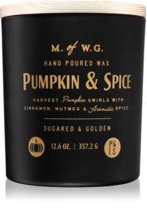 Makers of Wax Goods Pumpkin & Spice scented candle