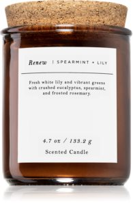 Makers of Wax Goods Spearmint & Lily vela perfumada