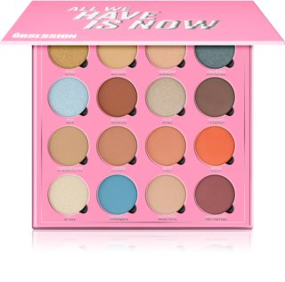 Makeup Obsession All We Have Is Now paleta de sombras de ojos