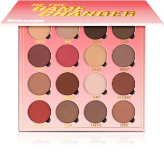 Makeup Obsession Be The Game Changer paleta cieni do powiek
