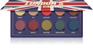 Makeup Obsession London's Calling Me palette di ombretti