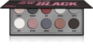 Makeup Obsession Black Is The New Black палитра сенки за очи