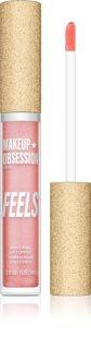 Makeup Obsession Feels brillo de labios