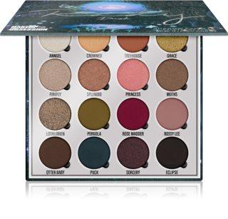 Makeup Obsession X Rady paleta de sombras de ojos