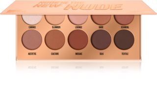 Makeup Obsession Nude Is The New Nude szemhéjfesték paletta