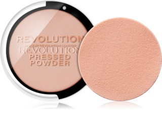 Makeup Revolution Pressed Powder συμπαγής πούδρα