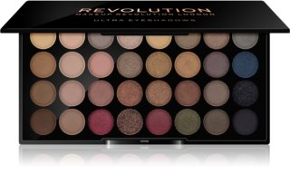 Makeup Revolution Flawless Lidschatten-Palette