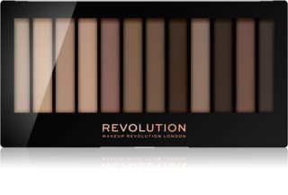 Makeup Revolution Essential Mattes 2 палітра тіней