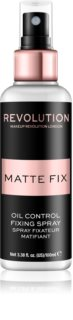 Makeup Revolution Pro Fix spray matifiant fixateur de maquillage