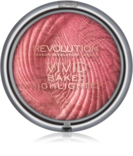 Makeup Revolution Vivid Baked запеченная подсвечивающая пудра