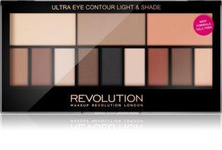 Makeup Revolution Ultra Eye Contour Øjenkontur palette