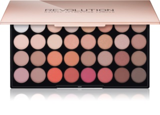 Makeup Revolution Ultra Flawless 3 Palette mit Lidschatten