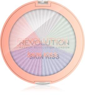 Makeup Revolution Skin Kiss Augen- und Gesichtsaufheller