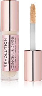 Makeup Revolution Conceal & Define tekoči korektor