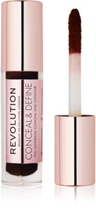 Makeup Revolution Conceal & Define correttore liquido