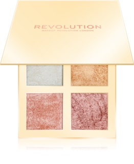 Makeup Revolution Face Quad