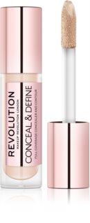 Makeup Revolution Conceal&Define corrector líquido