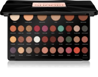 Makeup Revolution Shook! paleta senčil za oči