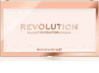 Makeup Revolution Matte Base púder