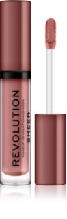 Makeup Revolution Sheer Brillant Huulikiilto