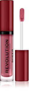 Makeup Revolution Sheer Brillant brillo de labios