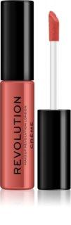 Makeup Revolution Crème жидкая помада для губ