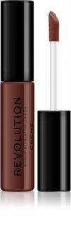 Makeup Revolution Crème tekutý rúž