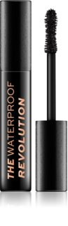 Makeup Revolution The Waterproof Mascara Revolution waterproof mascara voor het volume