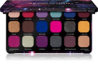Makeup Revolution Forever Flawless paleta senčil za oči