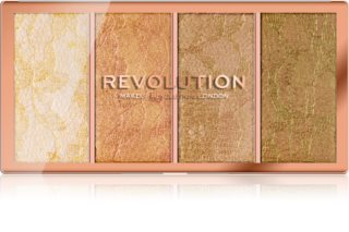 Makeup Revolution Vintage Lace Highlighting Palette