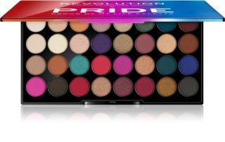 Makeup Revolution Pride paletka očných tieňov
