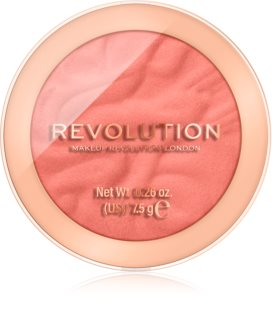 Makeup Revolution Reloaded blush lunga durata