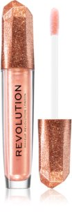 Makeup Revolution Precious Stone Rose Quartz lucidalabbra brillante