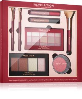 Makeup Revolution Reloaded Presentförpackning (För kvinnor)