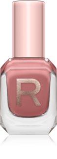 Makeup Revolution High Gloss vysoko krycí lak na nechty s vysokým leskom