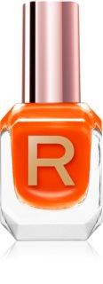 Makeup Revolution High Gloss lak za nokte s visokim prekrivanjem s visokim sjajem