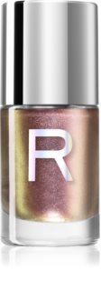 Makeup Revolution Duo Chrome Nagellack mit holografischen Effekten