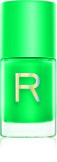 Makeup Revolution Neon неоновий лак для нігтів