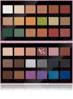 Makeup Revolution X Petra XOXO paletka očních stínů