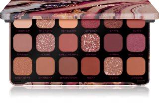 Makeup Revolution Forever Flawless paleta de sombras