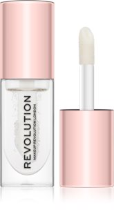 Makeup Revolution Pout Bomb Plumping Lip Gloss with High Gloss Effect