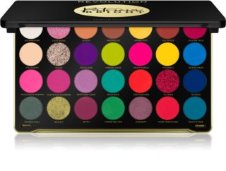 Makeup Revolution X Patricia Bright Eyeshadow Palette