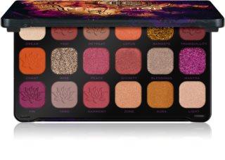 Makeup Revolution Forever Flawless paleta očních stínů