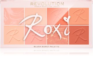 Makeup Revolution X Roxxsaurus παλέτα με ρουζ