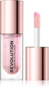 Makeup Revolution Shimmer Bomb brillo de labios con purpurina