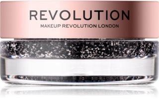 Makeup Revolution Viva Glitter Balm Pot třpytky