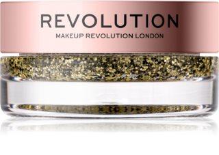 Makeup Revolution Viva Glitter Balm Pot brillantini
